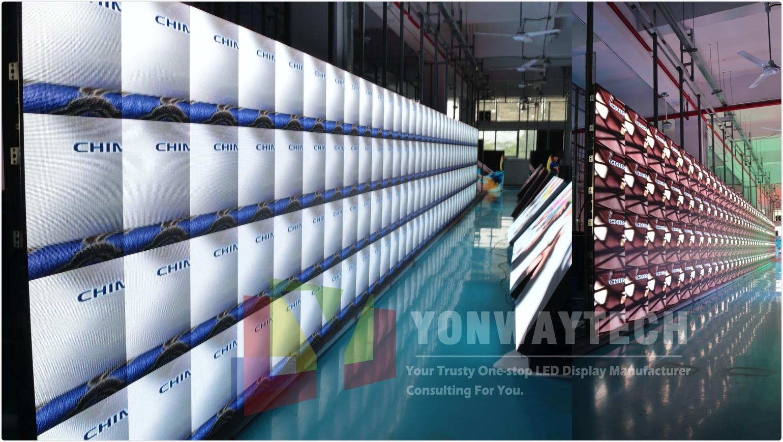 Yonwaytech Stage Rental P3.91 Led Display 3840Hz