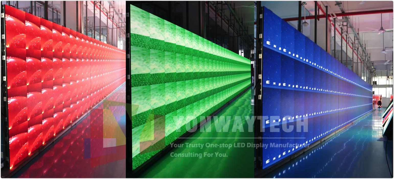 Yonwaytech Stage Rental P3.91 Led Display RGB