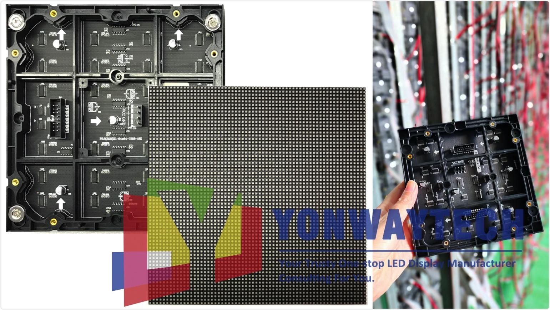 p2.5mm indoor led module panel display screen